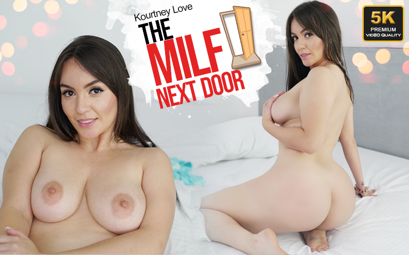 The Milf Next Door